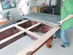 Pool table moves in Alexandria Louisiana